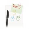 Скрепки для бумаг Clip Heroes Rocket Design