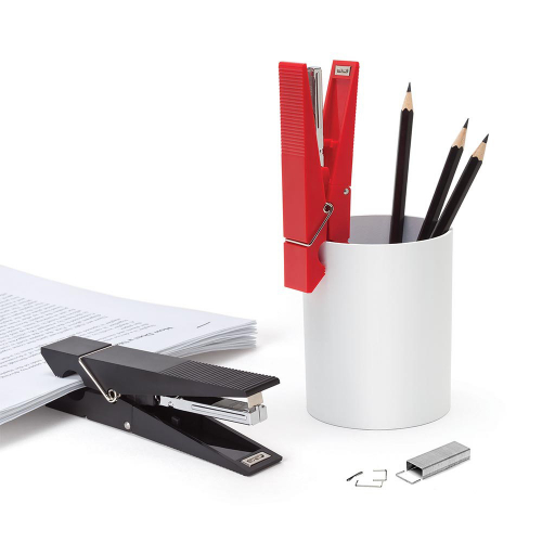 Степлер Paper Peg OTOTO Красный