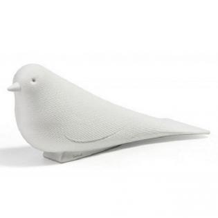 Стоппер для двери Dove Qualy Белый