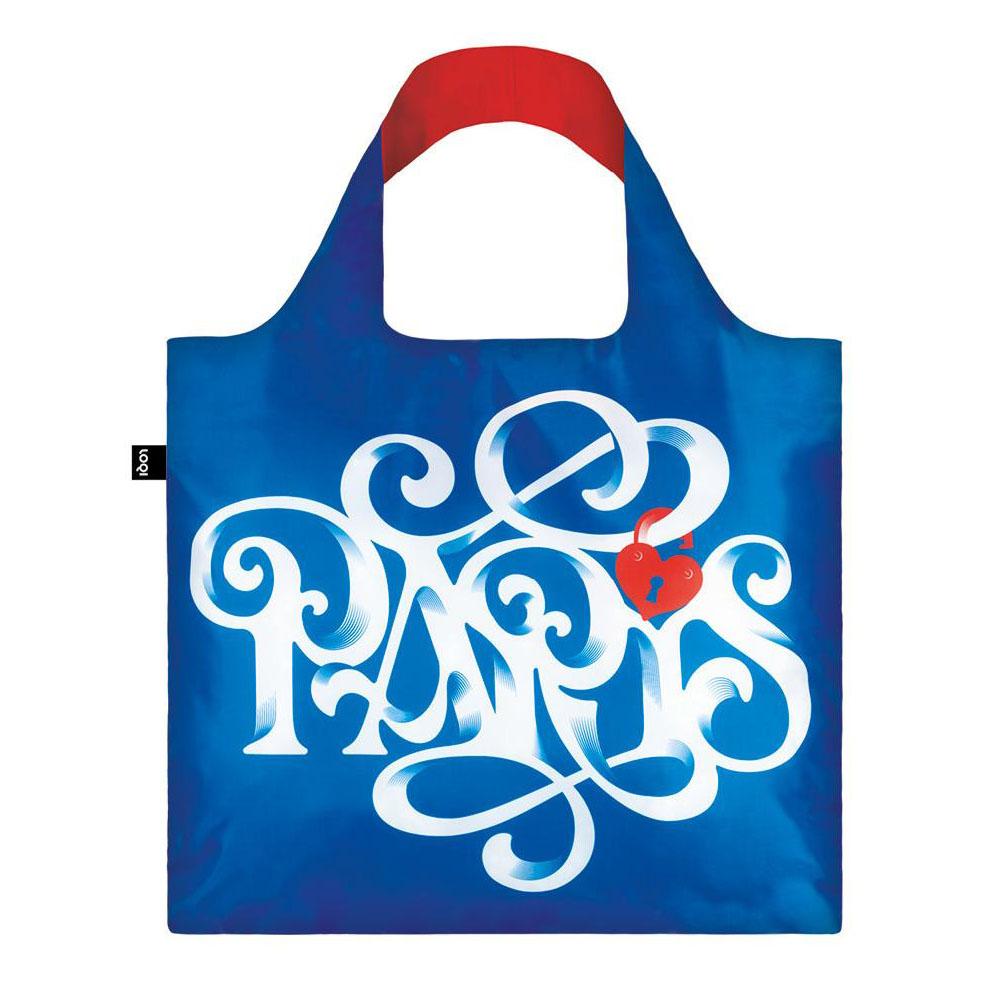 Сумка для покупок складная ALEX TROCHUT Paris LOQI