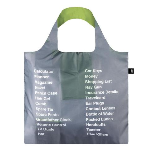 Сумка для покупок складная ERIK KESSELS Things to Pack LOQI