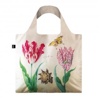 Сумка для покупок складная JACOB MARREL Two Tulips 1637-45 with IRMA BOOM LOQI