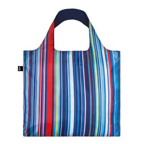 Сумка для покупок складная NAUTICAL Stripes LOQI
