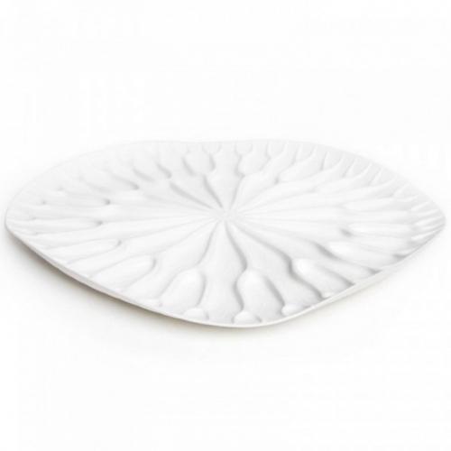 Сушка для посуды / поднос Bai Bua Tray Qualy Белая