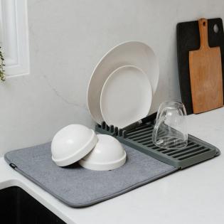 Сушка для посуды Udry Mini Umbra Серая