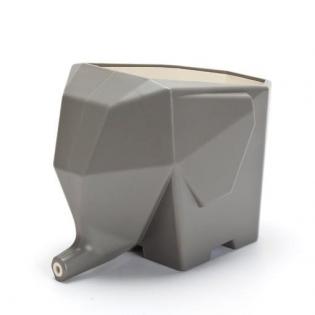 Сушка для столовых приборов и ванных принадлежностей Jumbo Peleg Design Серая