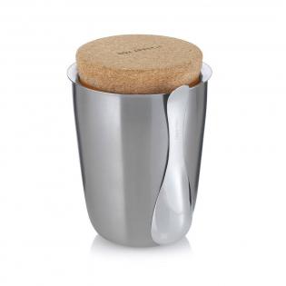 Термо контейнер стальной Thermo Pot Black+Blum Нержавеющая сталь