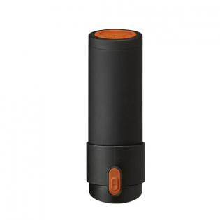 Термокружка Pao PO Selected Черная / Оранжевая