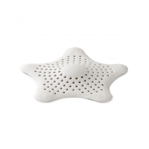 Улавливатель волос Starfish Umbra Белый