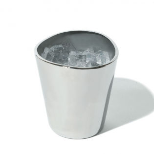 Ведерко для льда Ice Bucket Alessi Полированная сталь