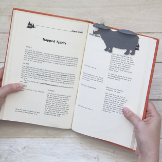 Закладка для книги Hippomark Peleg Design