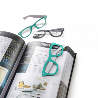 Закладка для книги Reading Glasses Donkey Мятная