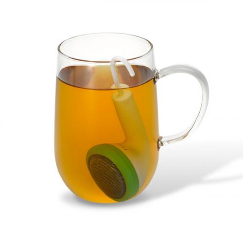 Заварник для чая Earphone PO Selected Зеленый