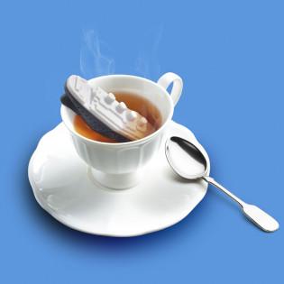 Силиконовый заварник для чая Teatanic Fred and Friends
